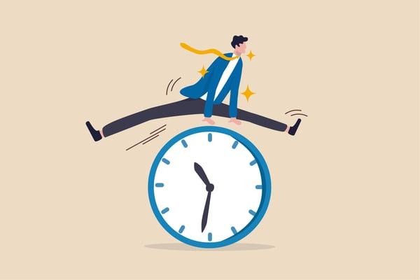 個人・組織の生産性を高める! 成果を生み出す「時間管理術」